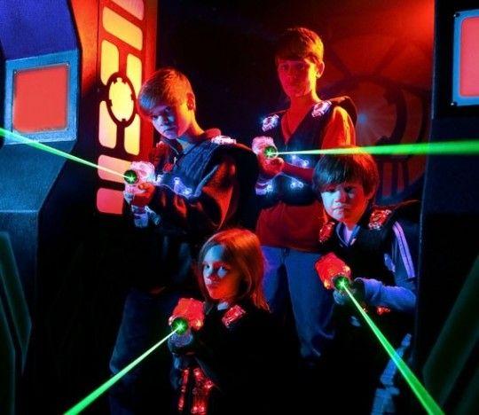 Extreme Laser Tag   Los Angeles & Riverside, CA - Kid Events   Kids