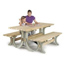 UNITED MARKETING INC Picnic Table Kit UMI Products - Picnic table hardware kit