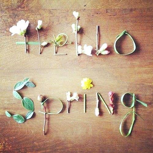 """Képtalálat a következőre: """"hello spring tumblr"""""""