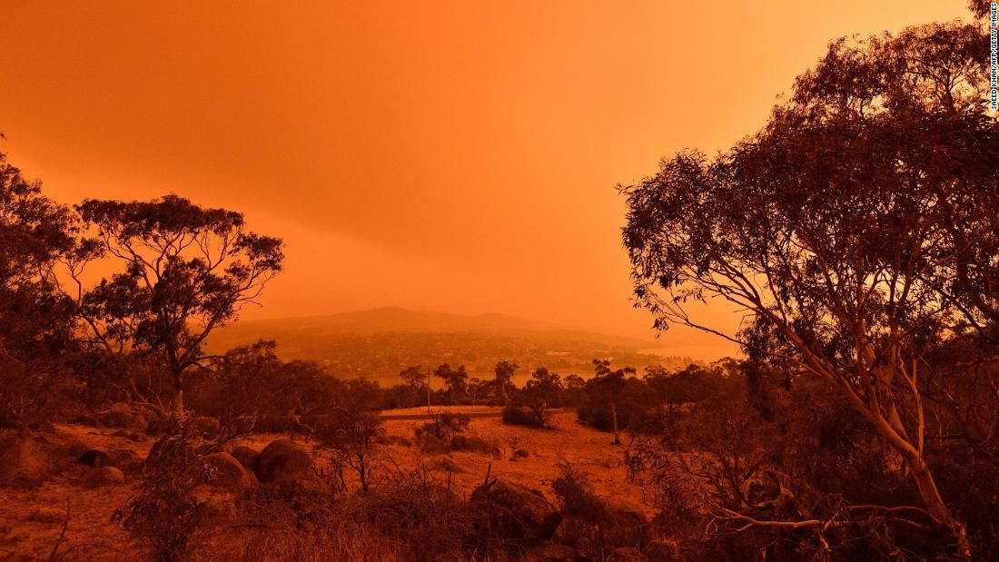 Australian bushfires point to an ominous pattern