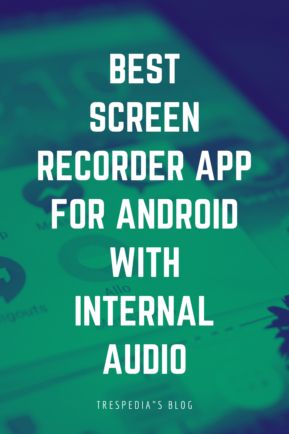 Here is a list of best apps to record the screen of android devices with internal audio. *CLICK the link to see the article. You can also record audio of Android 9 devices. Apps are free to download and can capture all the screens. #android #screen #recorder #record #capture #best #apps #free #internal #audio #recording #pubgaudio #recordgame #game #audios #sound #internalaudio #pie #androidq #android10 #androidpie