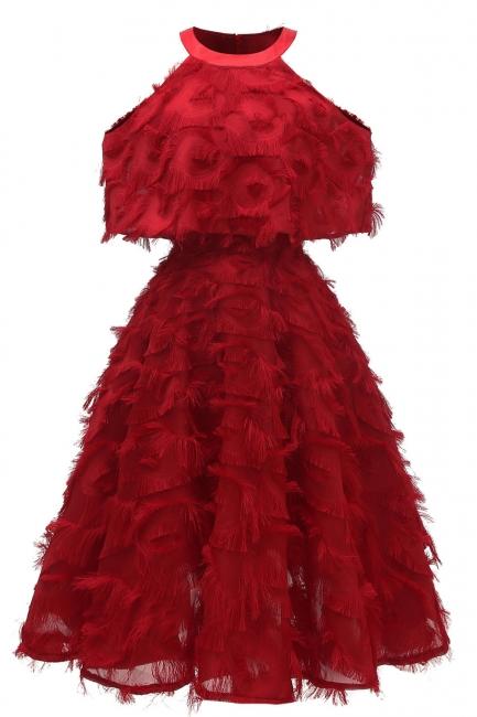 Gunstige Rockabilly Kleider Damen   Rockabilly Kleid Rot   Babyonlinedress.de