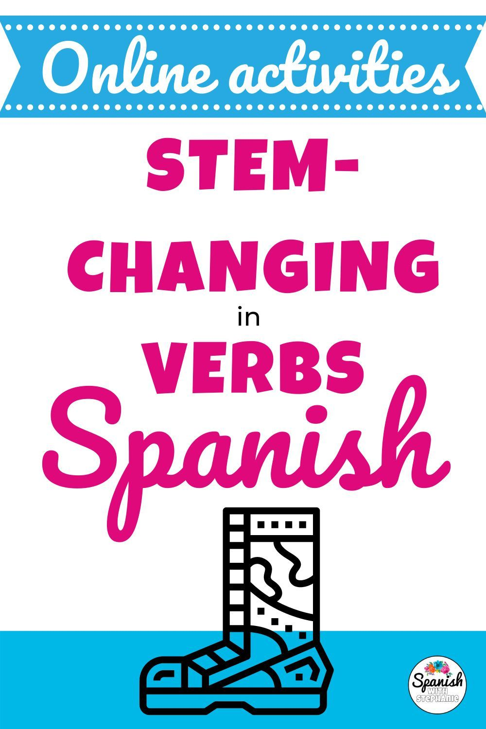 Stem Changing Verbs In Spanish Story With Audio Distance Learning Spanish Reading Activities Reading Comprehension Questions Distance Learning [ 1500 x 1000 Pixel ]