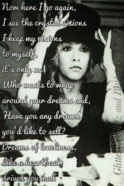 Stevie Nicks~~~LoVe HeR~~~~