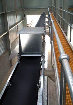 belt conveyor - Perry Grain Drying, Grain Handling, Grain Dryer