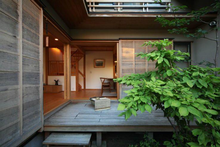 ナレッジライフの木組みの家