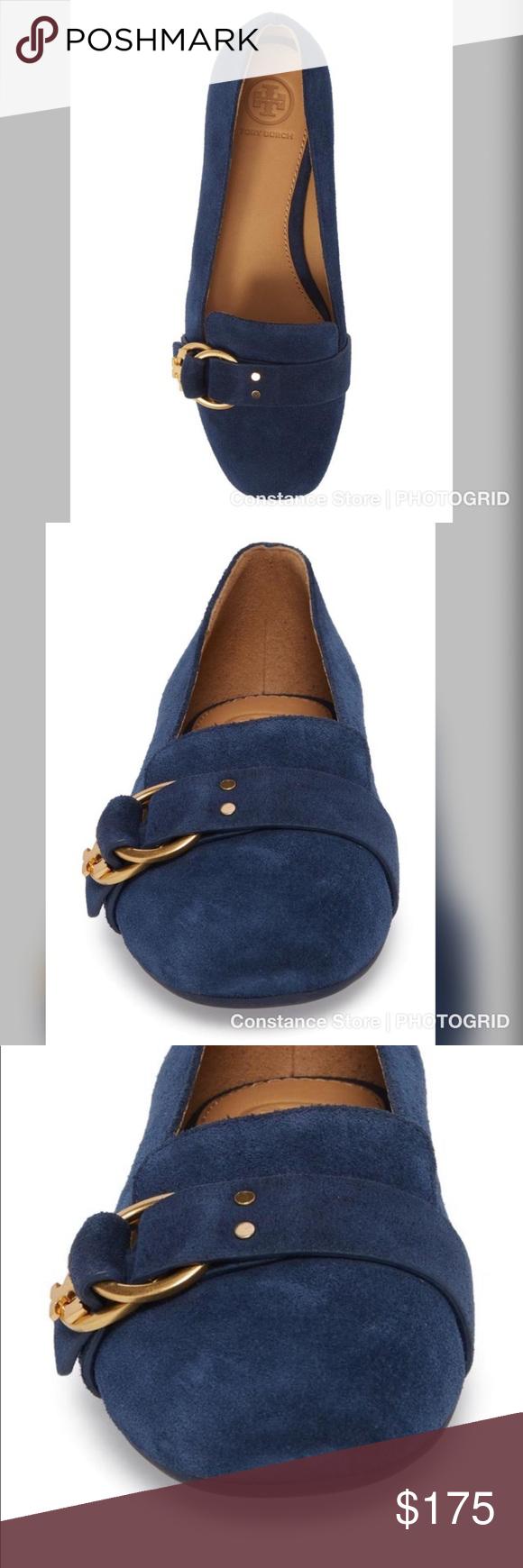 449705b98 Tory Burch Marsden Loafer Women Size 10M NIB - Round toe - Metal accent at  vamp