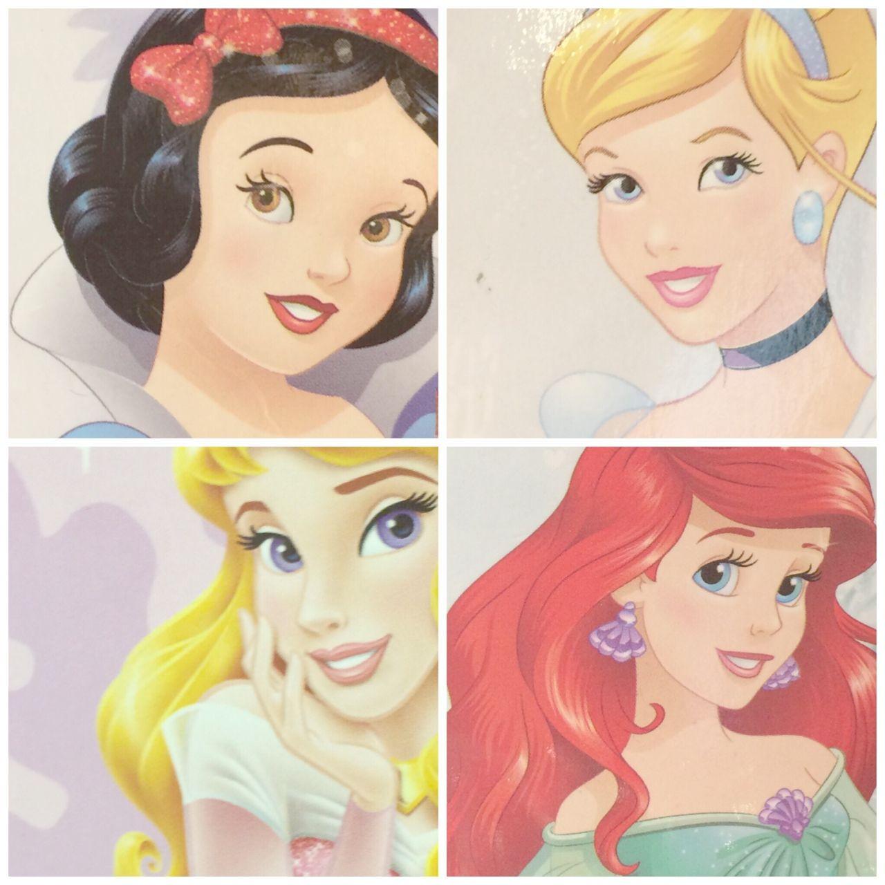 Debbie disney princesses and heroines disney princesses - Peinture princesse disney ...