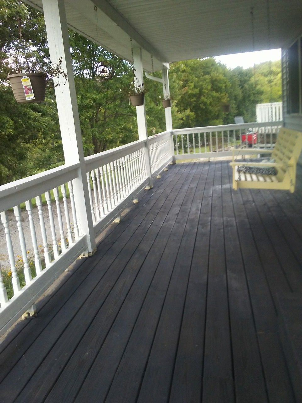 Cabot Dark Slate Semi Solid Stain Staining Deck Deck Stain Colors Exterior House Colors