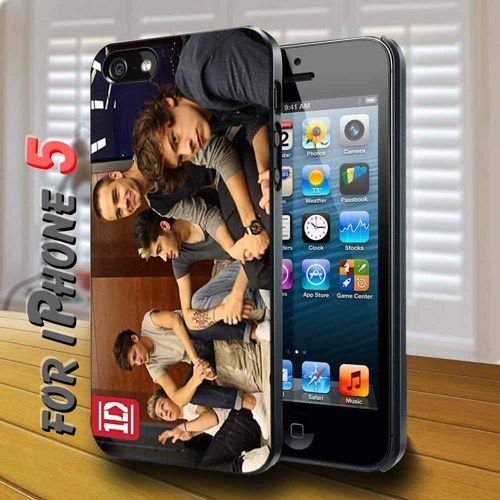 one direction boy band - design case for iphone 5 | shayutiaccessories - Accessories on ArtFire