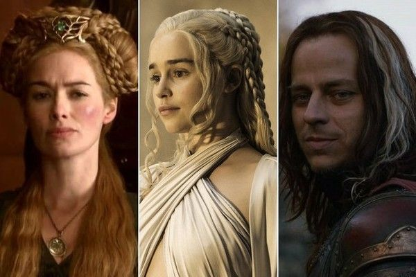 'Game of Thrones' Without Wigs Is a Totally Different Show #Entertainment #CelebrityNews - http://goo.gl/osTHVx