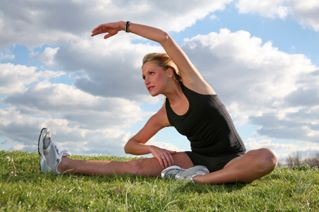 """from weight watcher's """"taking your workout outside is"""