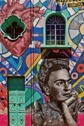 Mejores 29 Imágenes de arte urbano en la Ciudad de México (CDMX)