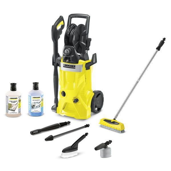 karcher high pressure water cleaner deck car k5 deck car water cleaner decking. Black Bedroom Furniture Sets. Home Design Ideas