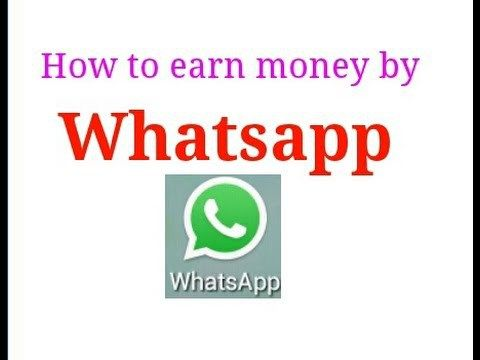 How to Make MONEY on WHATSAPP - VISIT to view the video http://www.makeextramoneyonline.org/how-to-make-money-on-whatsapp/