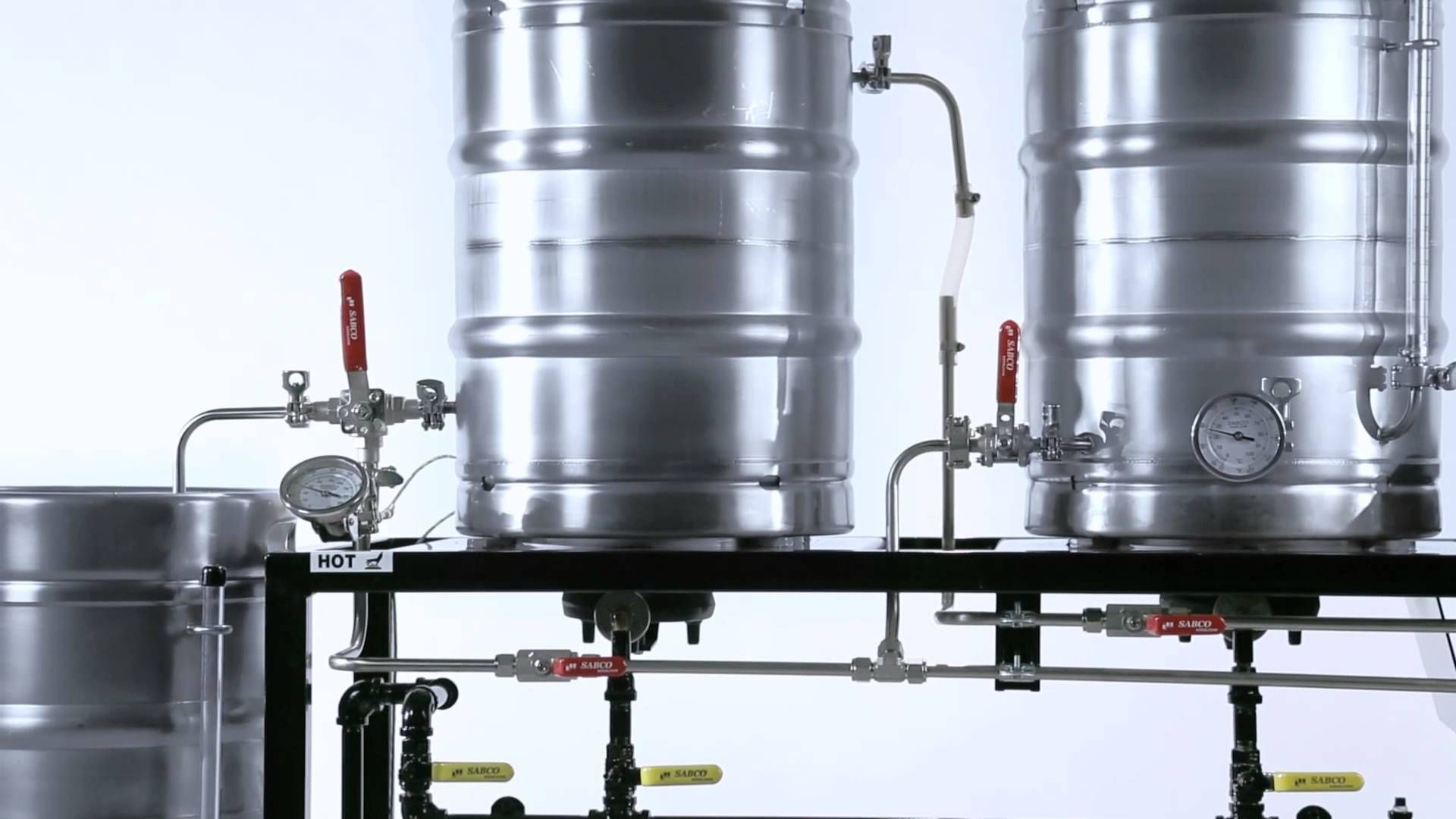 Brew Magic Brewing System By Sabco Brewing Equipment Brewing Home Brewing Equipment