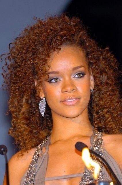 Iman Side Swept Memorable Hair In 2019 Rihanna