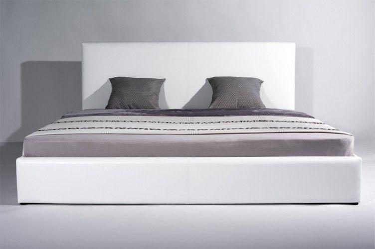 Polsterbetten Bettgestell Luxus Kingsize Kunstlederbetten Modell