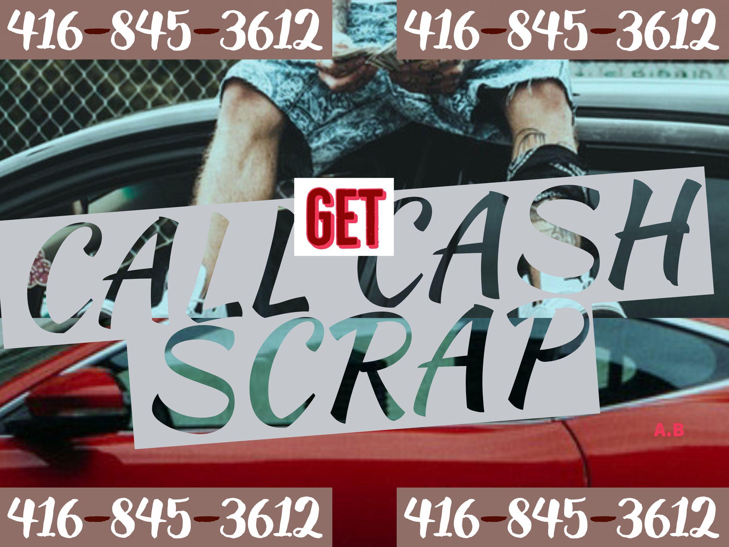 We buy used vehicles in Ontario Scrap car, Working moms
