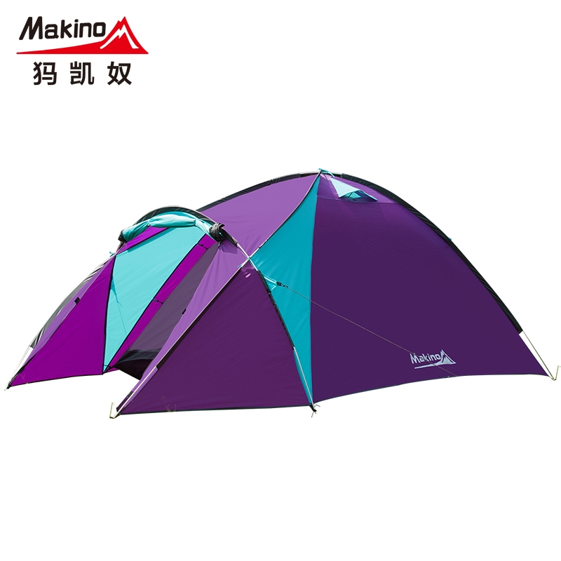 88.00$  Buy now - http://alijo5.worldwells.pw/go.php?t=32512549321 - 3-4 tent  camping tents durable aluminum pole tent outdoor tent hunting fishing camping