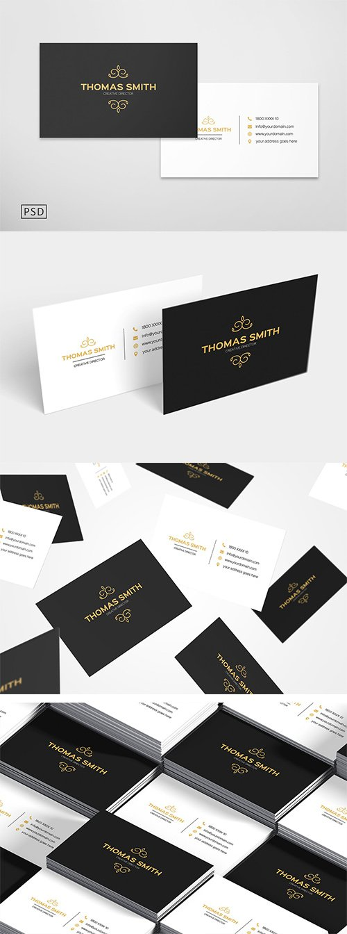 Modern Minimalist Business Card Template Free Psd Templates Minimalist Business Cards Free Business Card Templates Fashion Business Cards