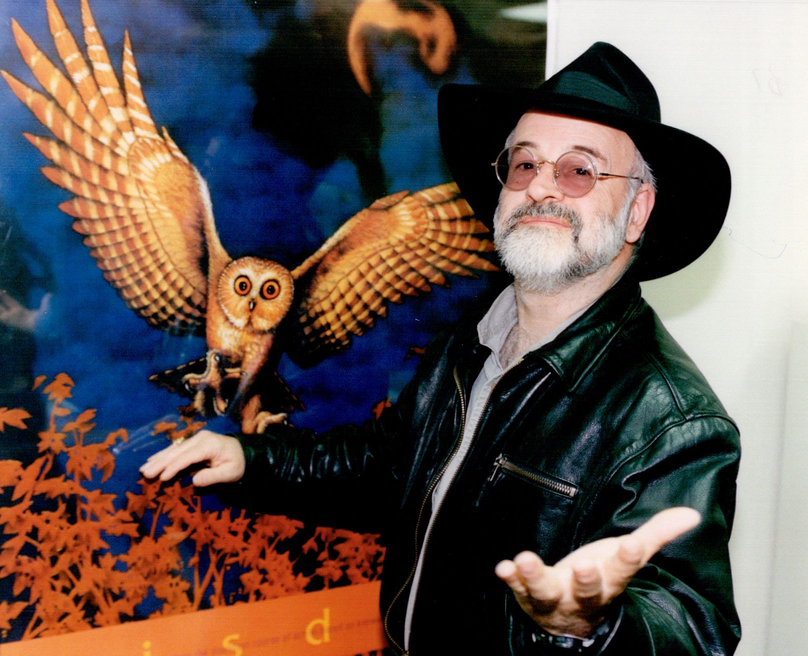 Terry Pratchett, Popular Fantasy Novelist, Dies at 66 Terry Pratchett #TerryPratchett