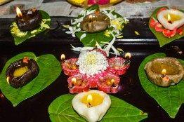 Karthigai Deepam 2016 in 2020   Table decorations, Decor ...