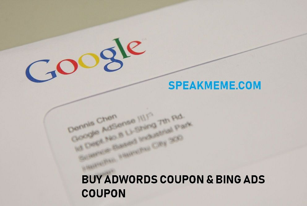 You can start your ads on Google ads , just Buy Adwords Coupon for