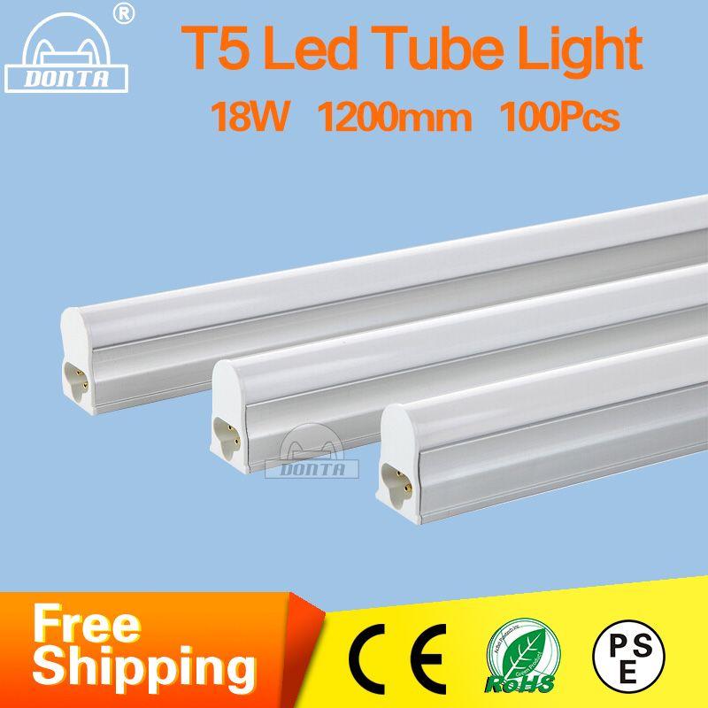 Led Tube T5 Light 85 265v 5w 9w 14w 18w 2ft 4ft Led Fluorescent Tube T5 Cold White T5 Bulb Tube Light Aluminum T5 Tube Lamp Led Tube Light Led Tubes