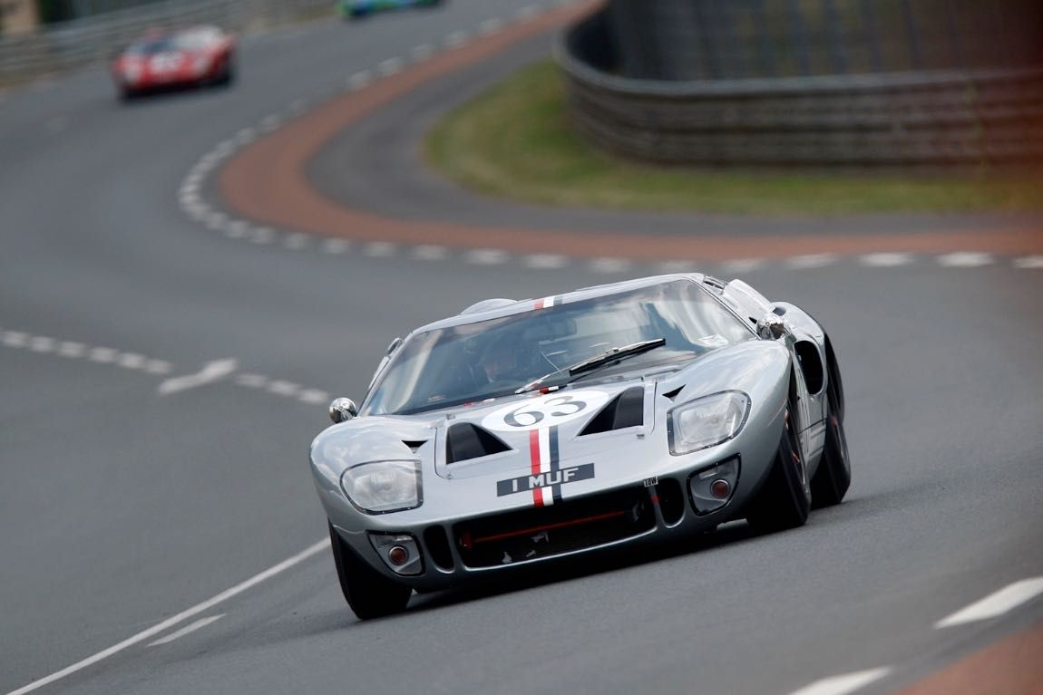 Le Mans Legend 2015 Photos Results Report Ford Gt Ford Gt40 Le Mans