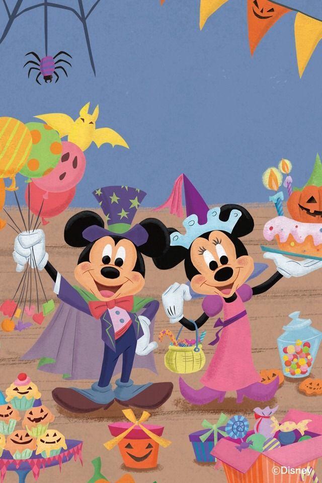 ミッキーミニー 壁紙 完全無料画像検索のプリ画像 Disney Minios