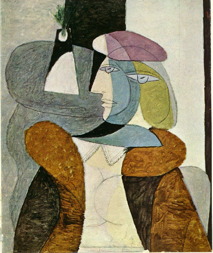 Untitled Pablo Picasso Art Abstract Art