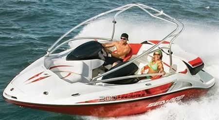 A Universal Wakeboard tower helps enhance your boat by