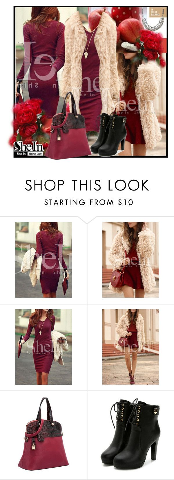 """""""shein 10/7"""" by zehrica-kukic ❤ liked on Polyvore featuring Sheinside"""