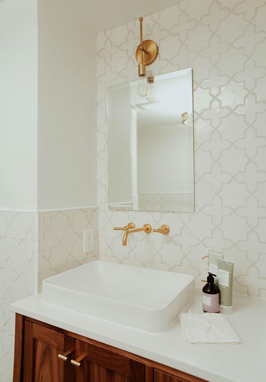 bathroom tile - IHOD | Let\'s dwell here. | Pinterest