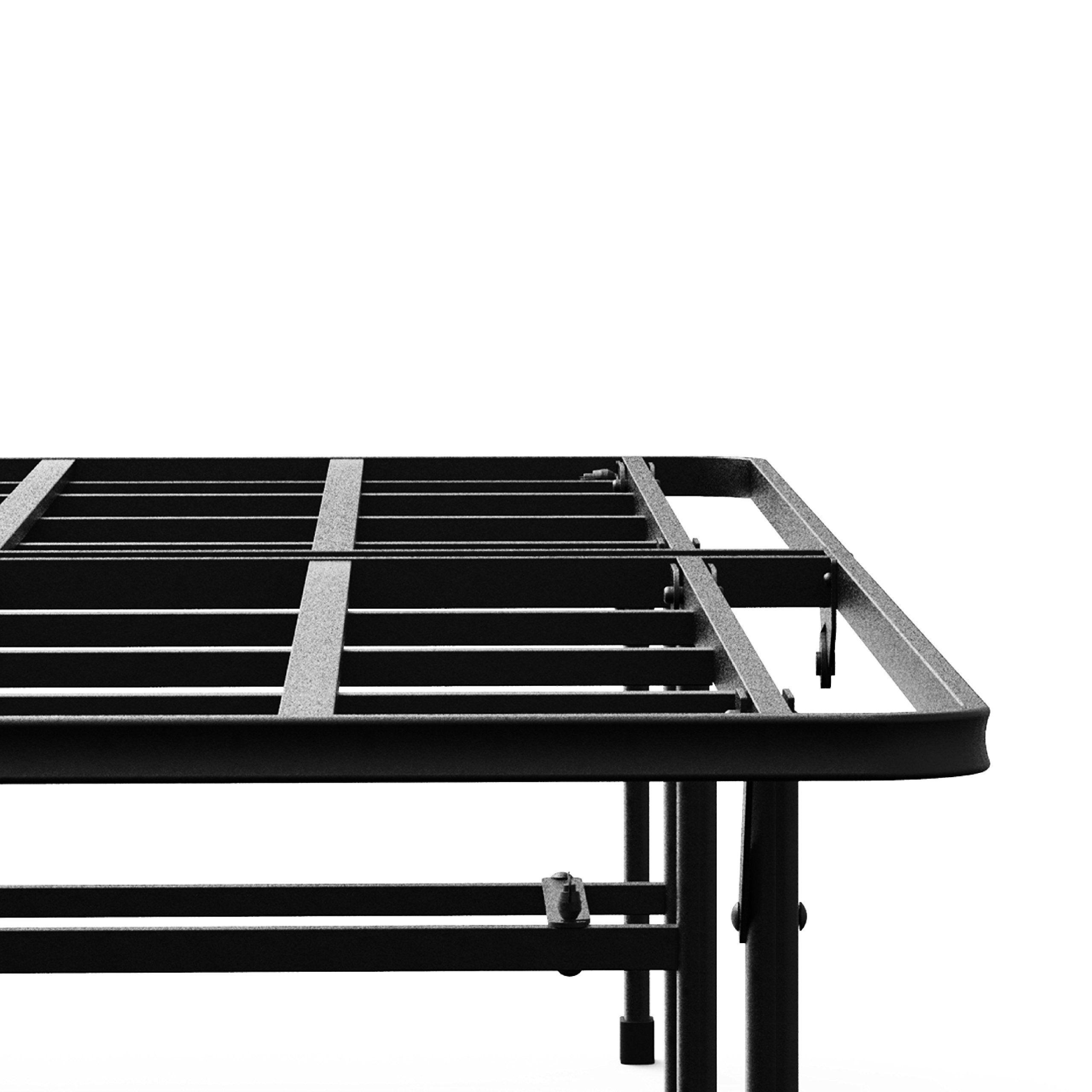 zinus 14 inch elite smartbase mattress foundation for big hashtag