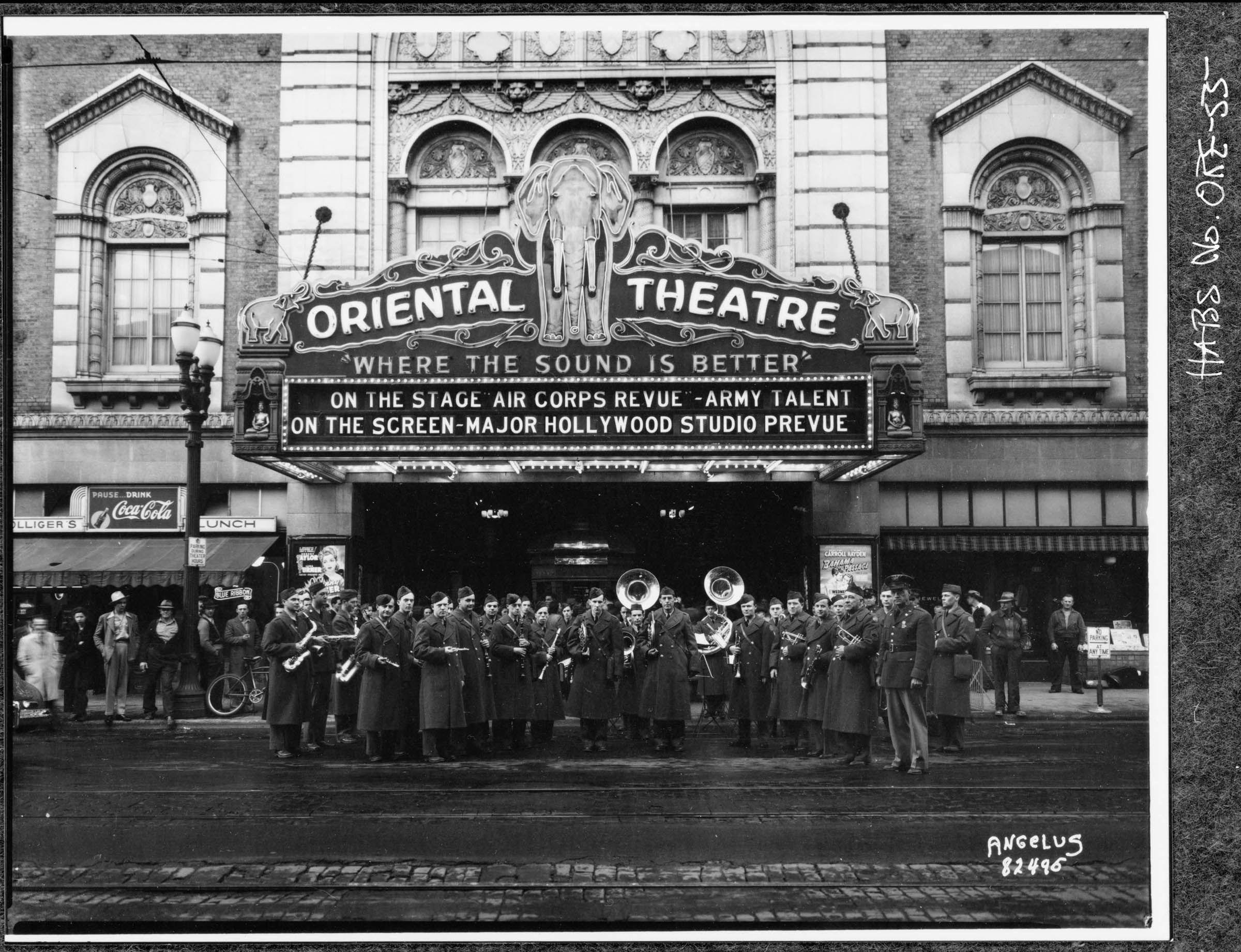 Oriental Theater, 1941. Travel PortlandPortland OregonOriental TheaterMovie  ...