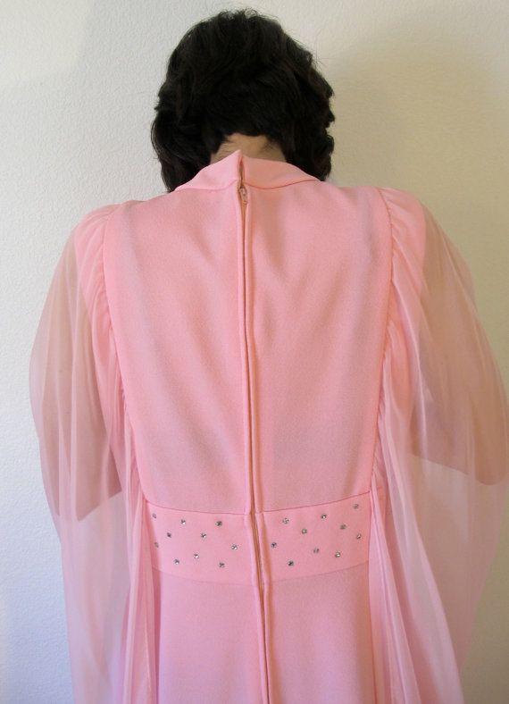 pink maxi rhinestone