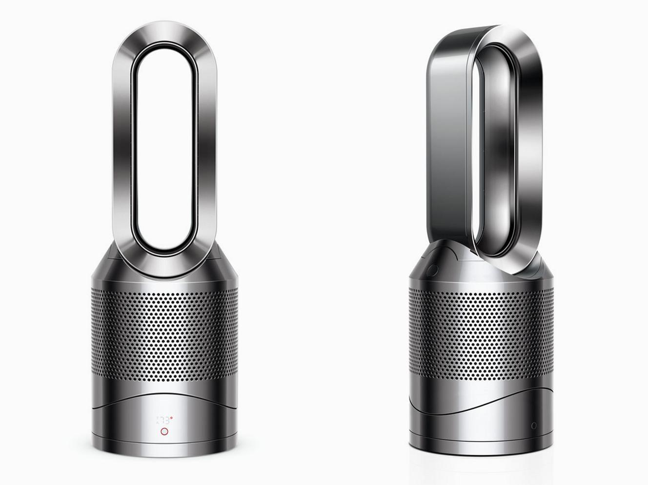 Dyson pure hot cool link purifier james dyson award 2015
