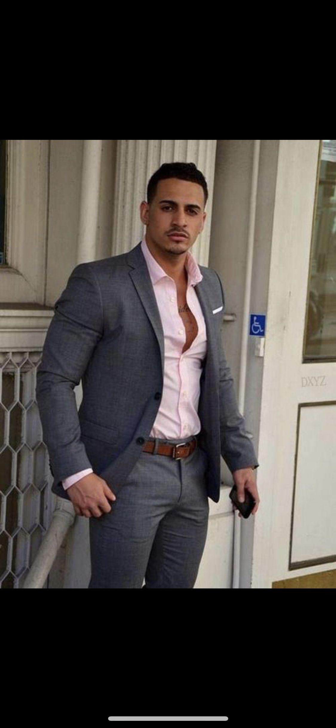 Garcia Mens Suit Trousers