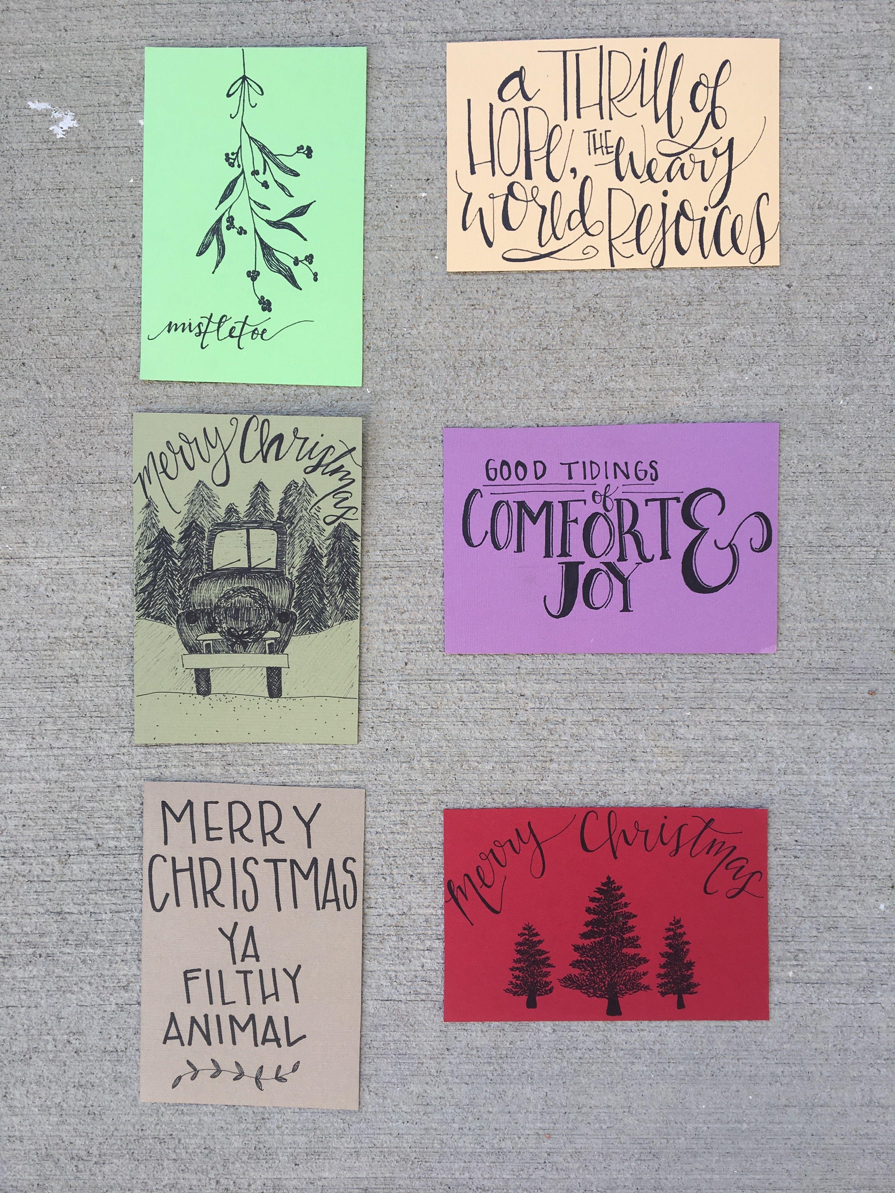 Postcards For Sale On Instagram Meganhigh Designs Christmas Postcard Postcards For Sale Christmas