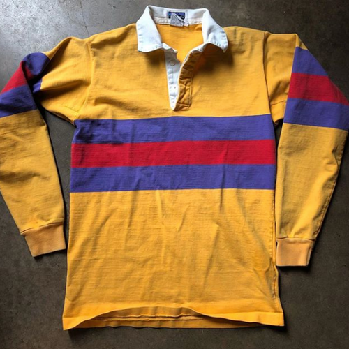 4e85c79f26ef Image result for vintage patagonia rugby shirt | All Good | Mens ...