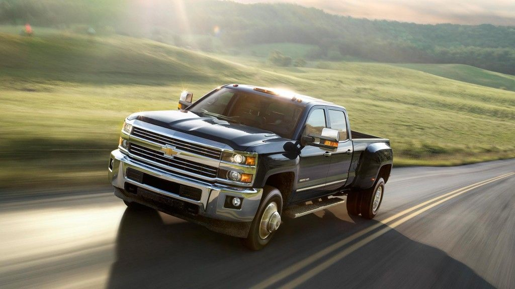 2017 Chevy Silverado 2500HD Premium Style and Powerful Engine