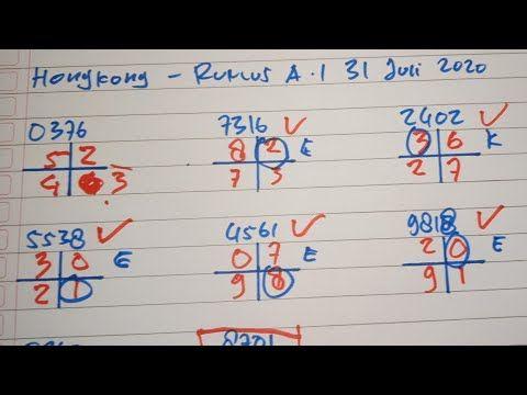 ♘ Mutakhir Rumus jitu 2d hongkong 2020