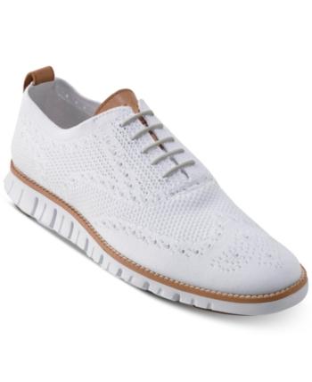 3ae719d840394 Cole Haan Men Zerogrand StitchLite Oxfords Men Shoes in 2019 ...