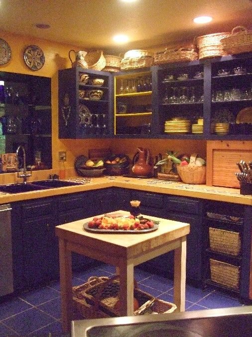 Estilo mexicano cosina pinterest cocinas cocinas for Cocinas estilo mexicano