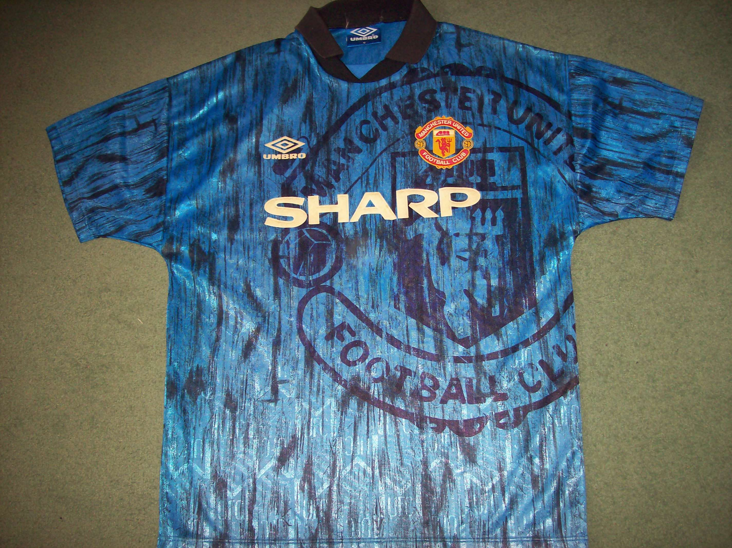 the best attitude 041fd 05e2d Global Classic Football Shirts   1992 Manchester United ...