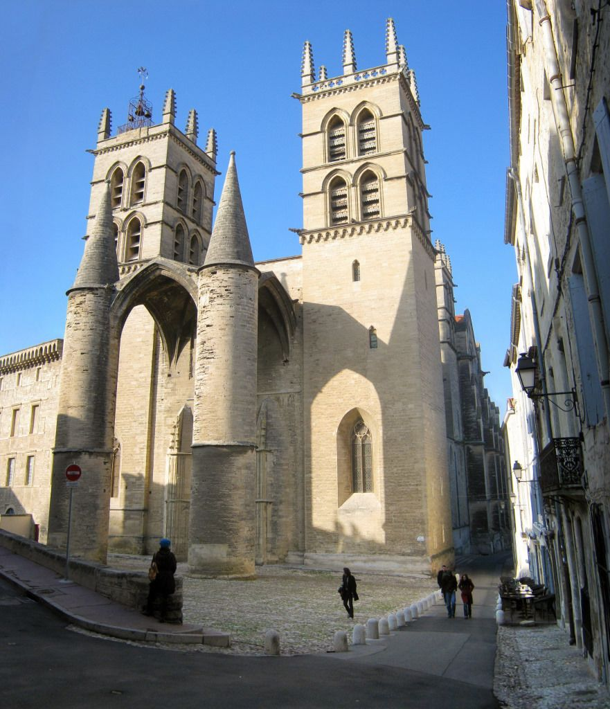 Cath drale st pierre montpellier cath drales de france pinterest st pierre montpellier - Cathedrale saint pierre de montpellier ...