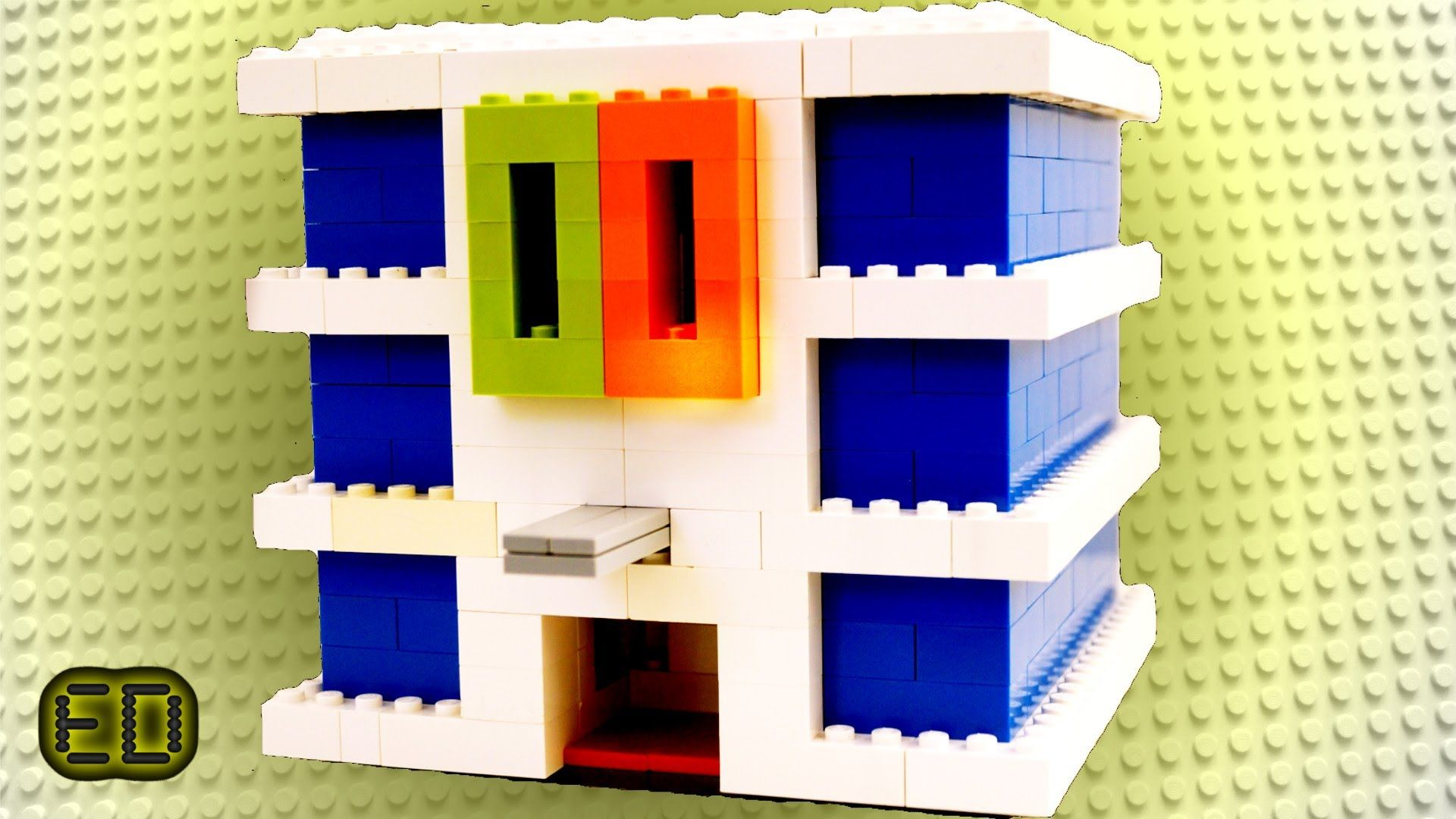 Lego Candy Machine V41 Its Made Completely Of Legos No Mechanics