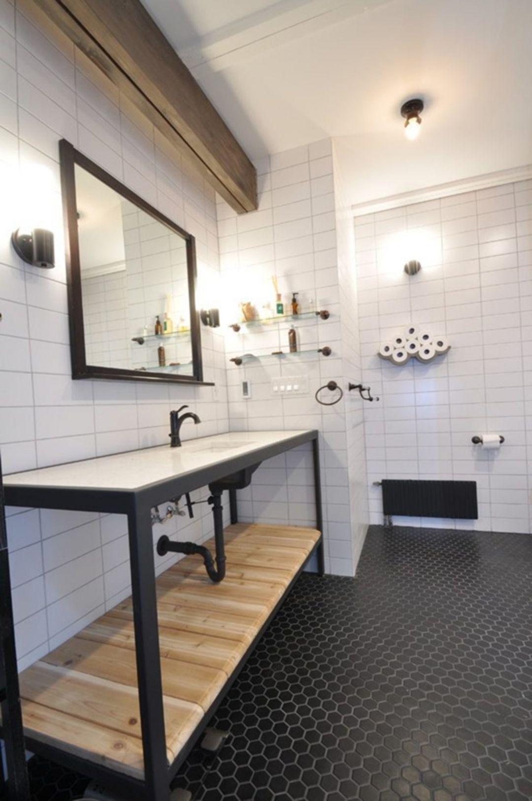 15 stunning industrial bathroom ideas for inspiration